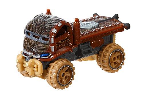 Voiture-Hot-Wheels-Star-Wars-Chewbacca