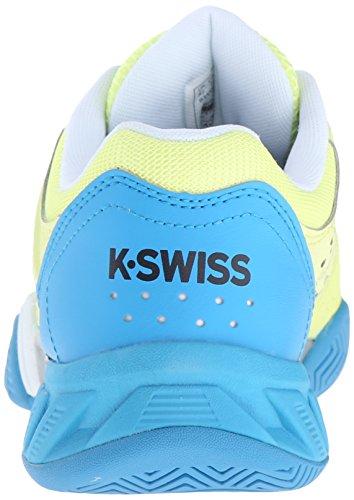K-SWISS BIGSHOT LIGHT 2.5 SNY LME/VIVID BLU Lime / Blu
