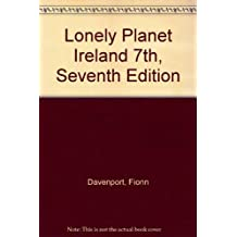 Lonely Planet Ireland 7th, Seventh Edition