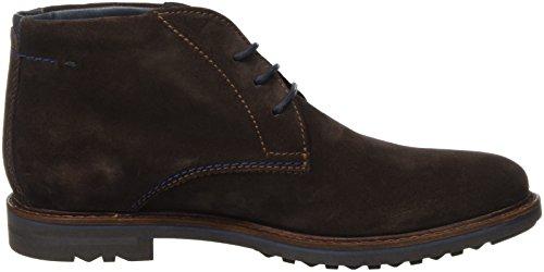 Sioux Herren Enrik Desert Boots Braun (Testa-Di-Moro)