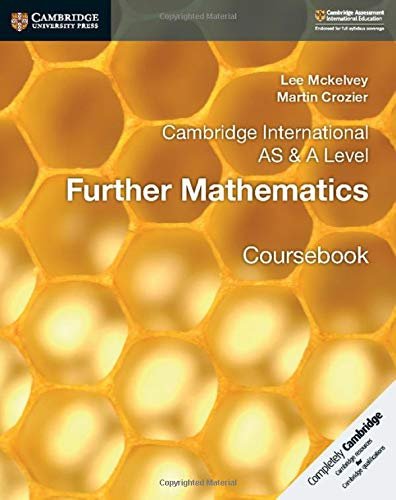 Cambridge international AS and A level mathematics. Further mathematics coursebook. Per le Scuole superiori (Cambridge University Press)