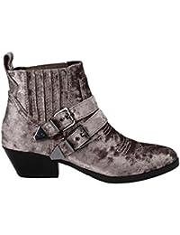 55c70a44e Botas Botas Botas Complementos Zapatos Para Y Guess Mujer Amazon es Fqw0AqE