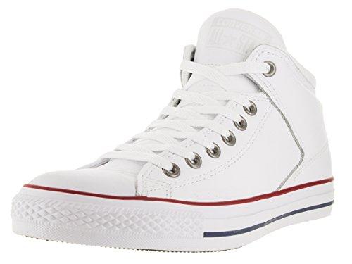 Converse CHUCK TAYLOR ALL STAR HI HIGH STREET Sneaker da uomo White
