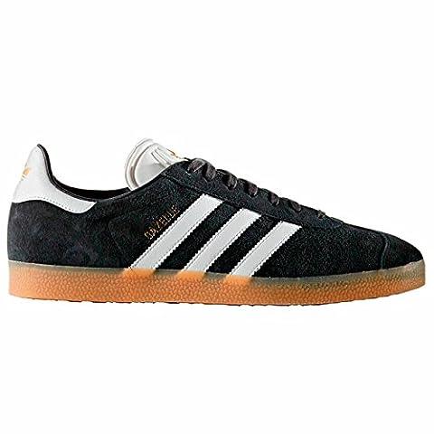 Adidas Gazelle Zapatillas de Ante Gris para hombre BB5506 (42 2/3 - 8.5UK, Gris)