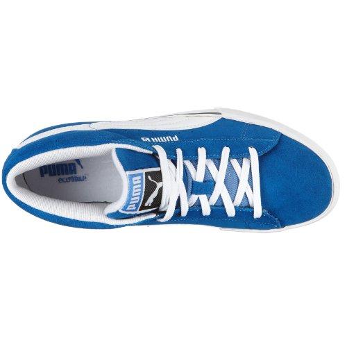 Puma S Mid 351903 Herren Sneaker Blau/Puma Royal-White