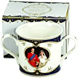 Royal Wedding Bone China Loving Cup
