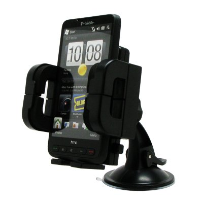 EMPIRE Cricket ZTE Score Universal Adjustable Car Windshield Mount [EMPIRE Packaging]