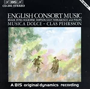 English Consort Music Rec Qnt [Import USA]