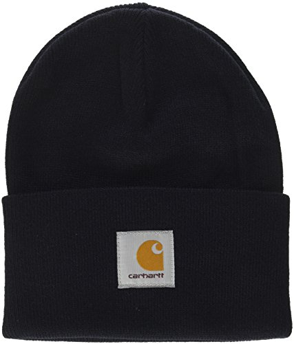 Carhartt Acrylic Watch Hat (12 Minimum), Berretti Unisex-Adulto, Blu (Dark Navy 1C.00), Taglia Unica