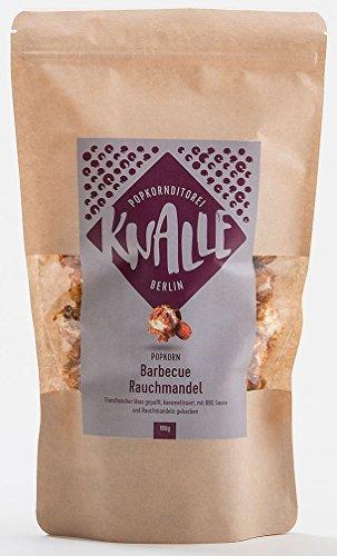 Barbecue Rauchmandel Popcorn   Knalle