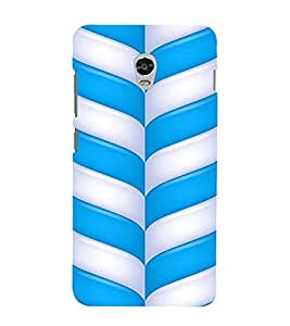PrintVisa Candy Stick Design 3D Hard Polycarbonate Designer Back Case Cover for Lenovo Vibe P1