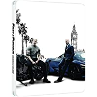 Fast & Furious Presents Hobbs & Shaw - Limited Edition 4K Steelbook