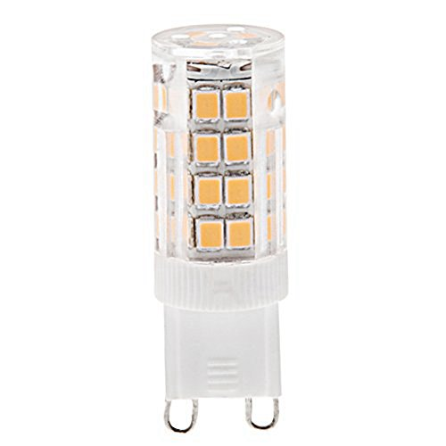 HBR L'ampoule G9 Allume 5W 51LED SMD2835 AC220-240V 300-350LM Dimmable décoratif/imperméable