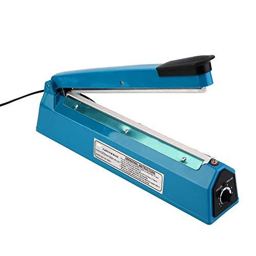 Jacobden 300mm Impulse Heat Sealer Elektro-Kunststoff Poly-Beutel-Dichtungs-Maschine SF-300 Handbuch Facilitaing Werkzeugmaschinen