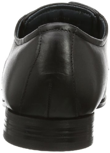 Bugatti U18111, Scarpe stringate uomo Nero (schwarz 100)