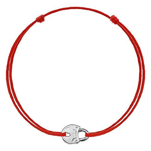 Kabbale Unisexe Bracelet Bracelet porte-bonheur rouges Ficelle pour Femme Homme Enfant Cadeau
