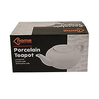 Ardisle Teekanne, Porzellan, klein, 0,5l, Keramik, Weiß