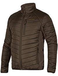 1287eaf196e6a Deerhunter Moor Padded Jacket w. Softshell Timber