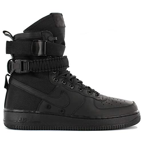 41E0LRoPkhL. SS500  - Nike Air Force SF AF1 High Boot Sneaker Boots Black Men Trainers Sneaker Shoes