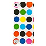 SumacLife iPod Touch 5 Cover Shield Protector Case (Colorful Circles)
