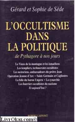 OCCULTISME DANS LA POLITIQUE