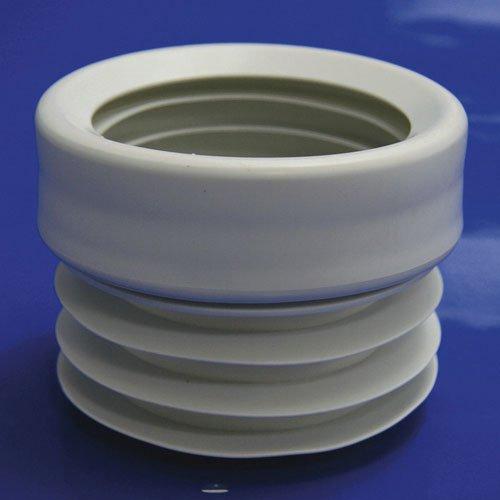 Wolfpack 4110257Manschette WC flexibel t-113gerade 90