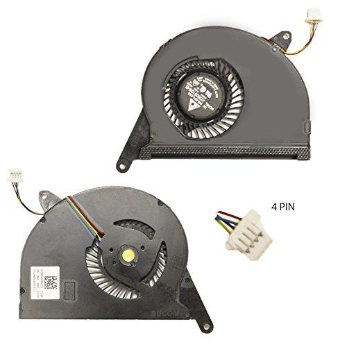 Bucom Lüfter für ASUS Zenbook UX31A UX31E Prime Serie Fan CPU Kühler KDB05105HB 4PIN