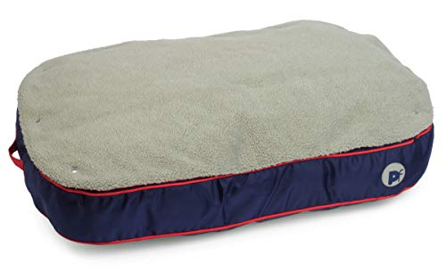 Petface Outdoor Paws Waterproof Mattress for Dog, Large, L Best Price and Cheapest