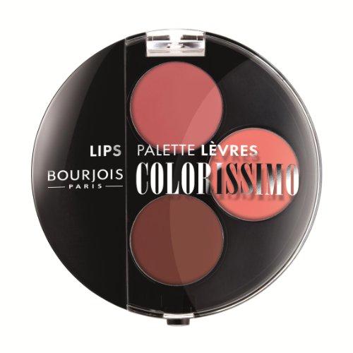 Bourjois Colorissimo Palette pour les lèvres Nudes Dandy