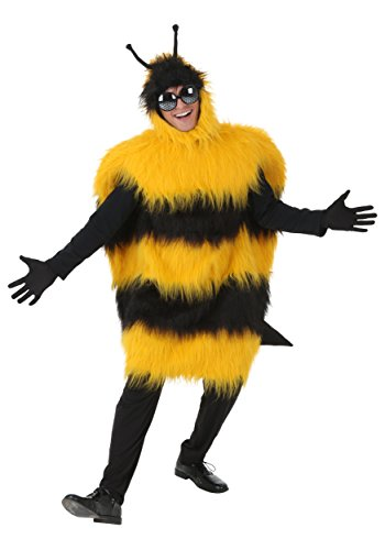 Adult Deluxe Bumblebee Fancy dress costume (Fancy Big Kostüme Dress W)