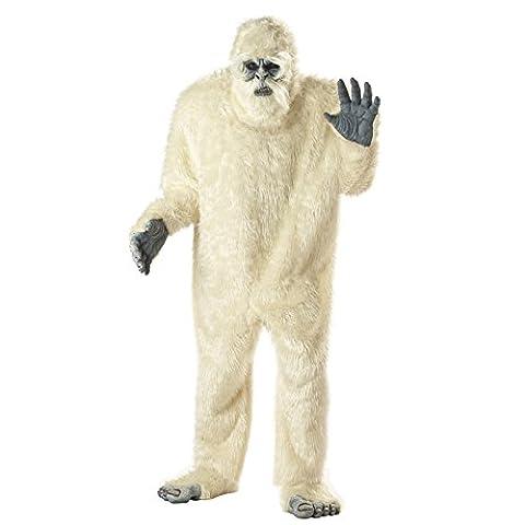 Snowman Gonflable - California Costume - CS929650 - Costume yeti