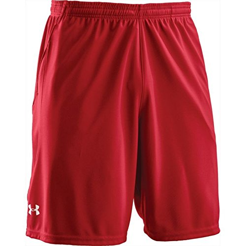 Under Armour UA Team Coaches Short Red, SML