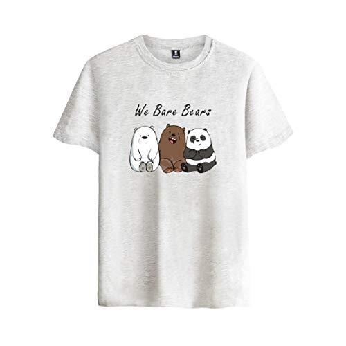 984c1920da7ab Panda shirts le meilleur prix dans Amazon SaveMoney.es