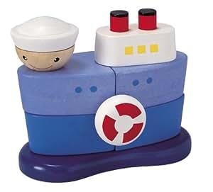 Plan Toys - Sorting Boat