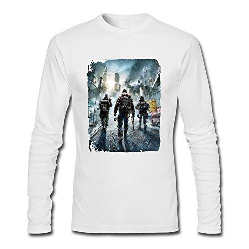 UKCBD -  T-shirt - Uomo bianco XX-Large