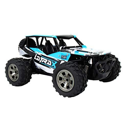 erthome RC Auto High-Speed Off-Road 2,4 GHz Fernbedienung 1/20 RC Trucks für Kinder Ferngesteuert Spielzeugauto für Kinder Jungen Mädchen (Blau)