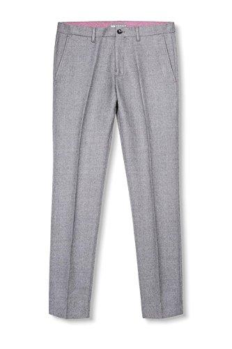 Esprit 116eo2b011, Pantalon Homme Gris (dark Grey 020)