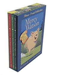 Mercy Watson: Three-Treat Collection: Slipcased Gift Set by DiCamillo, Kate (2007) Hardcover