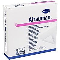 ATRAUMAN 7,5x10cm steril Kompressen, 50 St preisvergleich bei billige-tabletten.eu