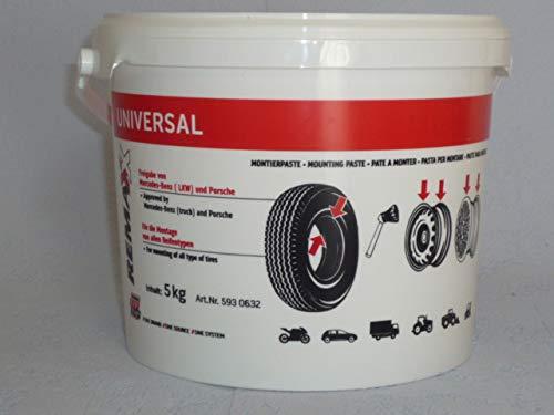 Rema 593063 Tip Top Pâte de montage universelle 5 kg