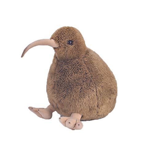 CWZJ PET Spielzeug Strange Bird Plüschtier Neuseeland niedlich seltsame Vogel super Spross eine geschwändige Vogel-Puppe -