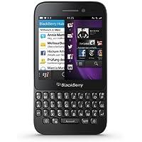 BlackBerry Q5 8GB 4G Black - smartphones (Single SIM, BlackBerry OS, EDGE, GPRS, GSM, HSPA+, LTE, Bar)
