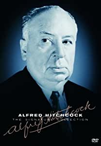 Hitchcock DVD Collection - Dial M For Murder / I Confess / Stage Fright / The Wrong Man / Strangers On A Train / North By Northwest