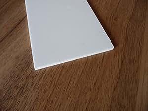 platte plexiglas xt 1000 x 500 x 3 mm wei zuschnitt acrylglas wei gl nzend alt intech. Black Bedroom Furniture Sets. Home Design Ideas