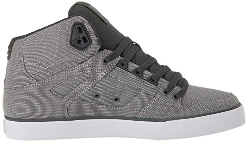 DC SPARTAN HI WC TX SE ADYS400004-BKB, Herren Sneaker Grey Ash