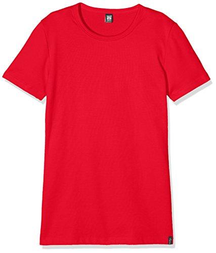 Trigema Herren T-Shirt 602201_050 Rot (kirsch 036)
