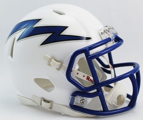 NCAA Air Force Falcons Speed Mini Helm - Air Force Falcons Mini