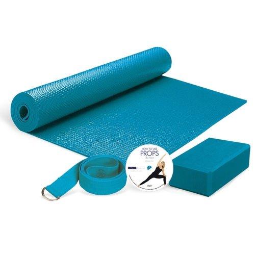 yoga-essentials-beginners-yoga-kit-yoga-mat-yoga-brick-yoga-strap-yoga-dvd-gaiam
