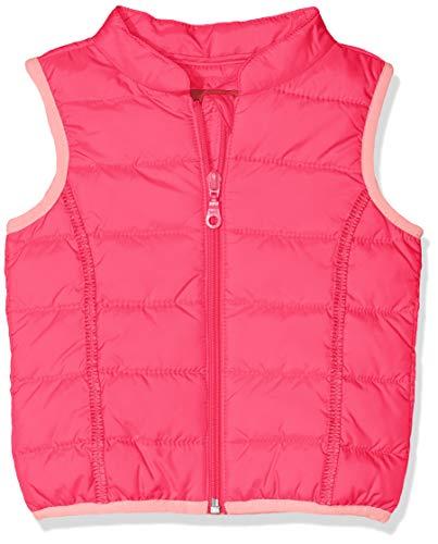 s.Oliver Baby-Mädchen 59.908.53.2112 Weste, Rosa (Pink 4543), (Herstellergröße: 68)