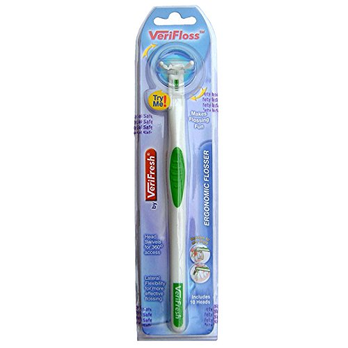 Verifresh Veriflosser Zahnseidenhalter